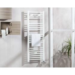 Radiador toallero TOJAR en blanco