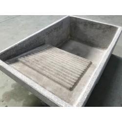 Pila lavadero hormigón